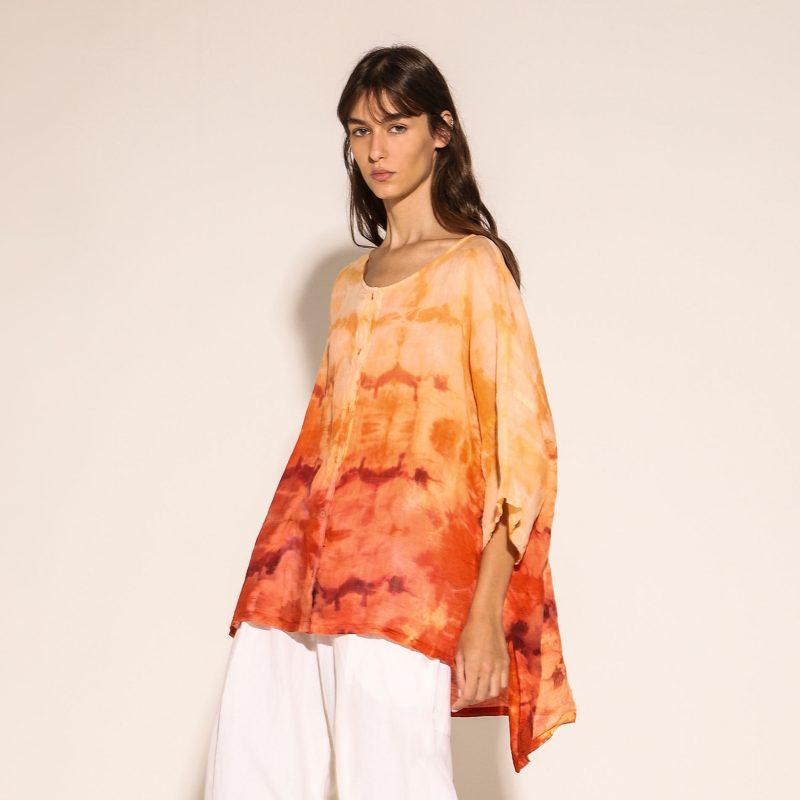 Camisa Super Burst Detalhe Gilda Midani