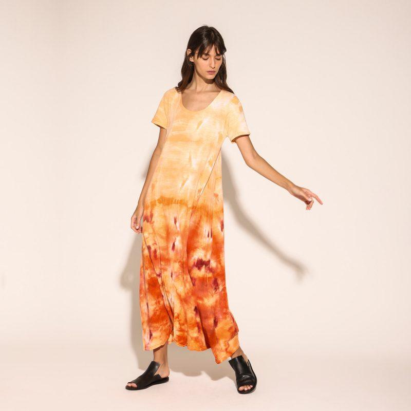 Vestido Monoprix Gilda Midani Burst